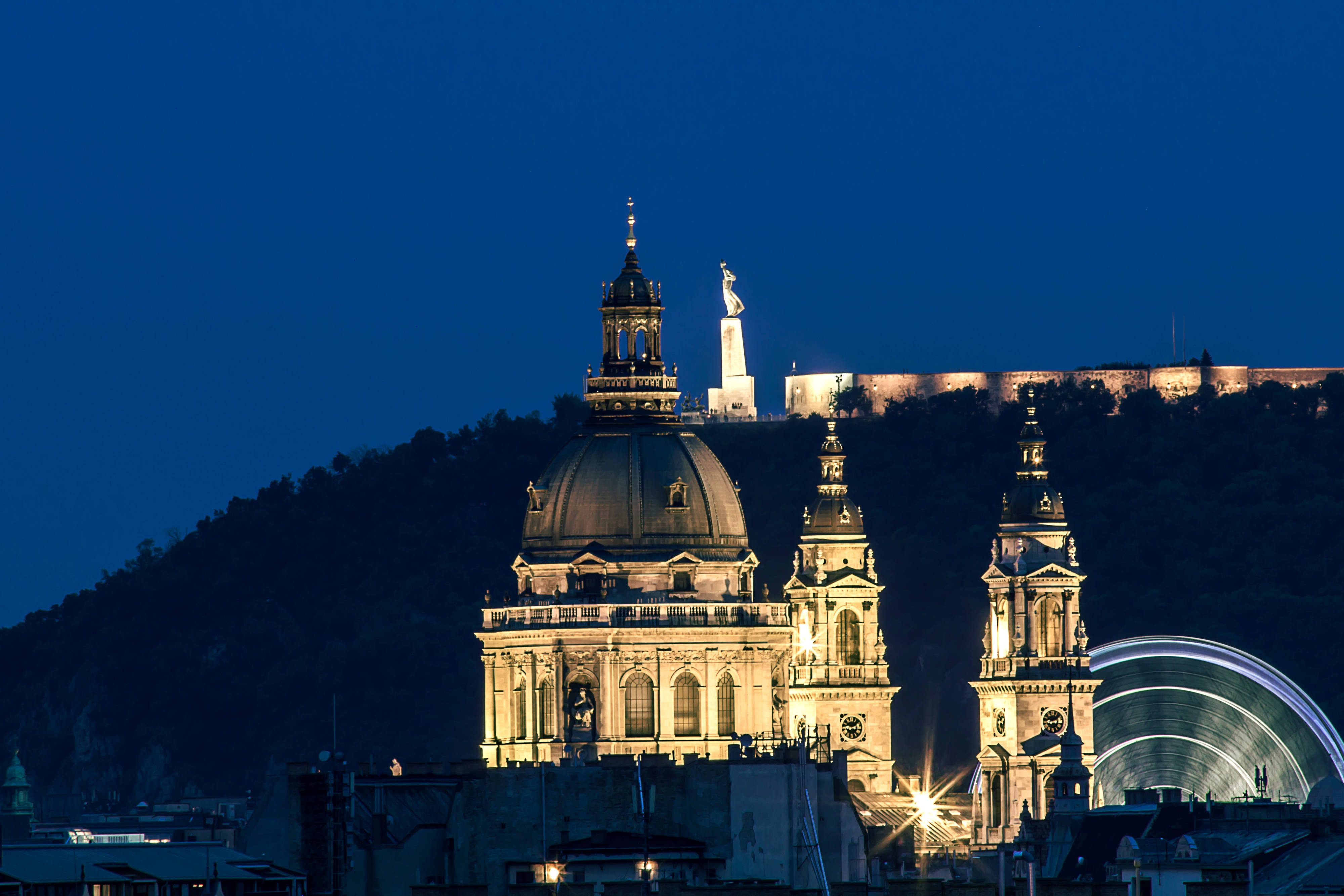 St. Stephens Basilica in Budapest