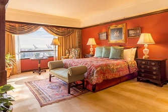 Governor Terrace Suite