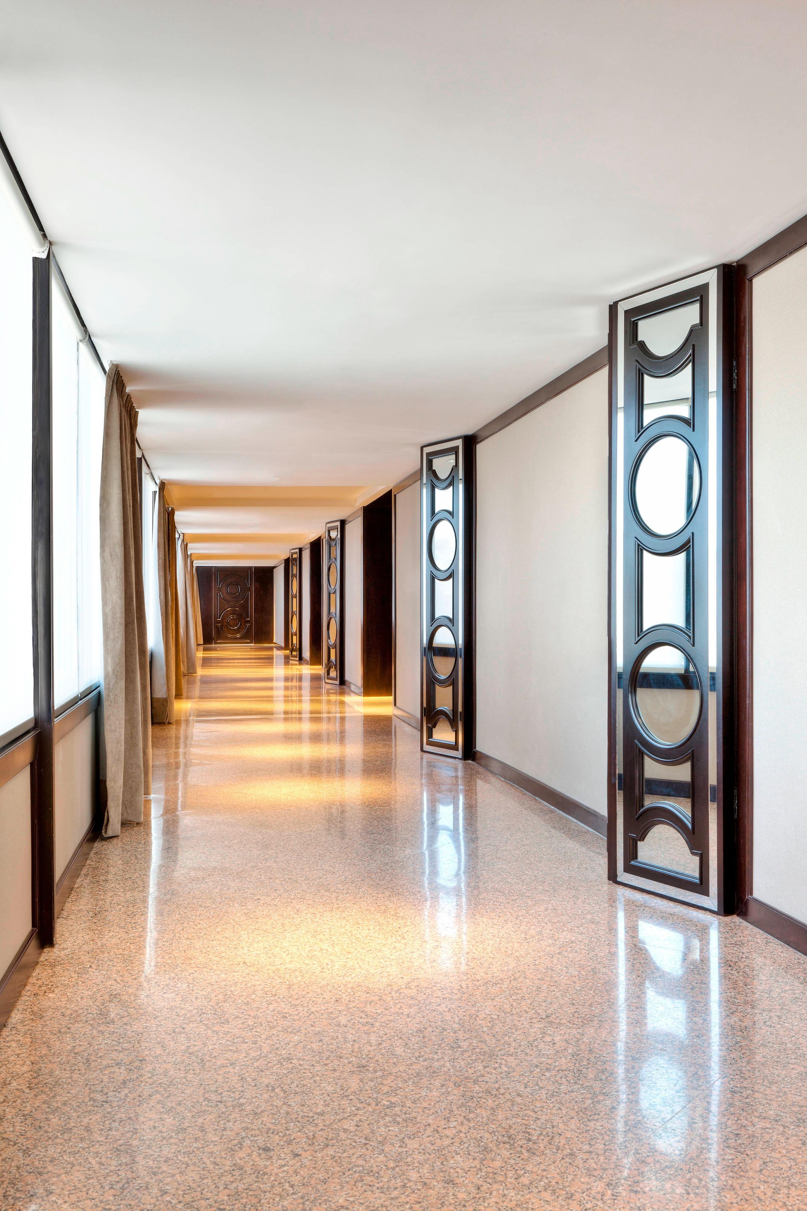 Convention Center Corridor