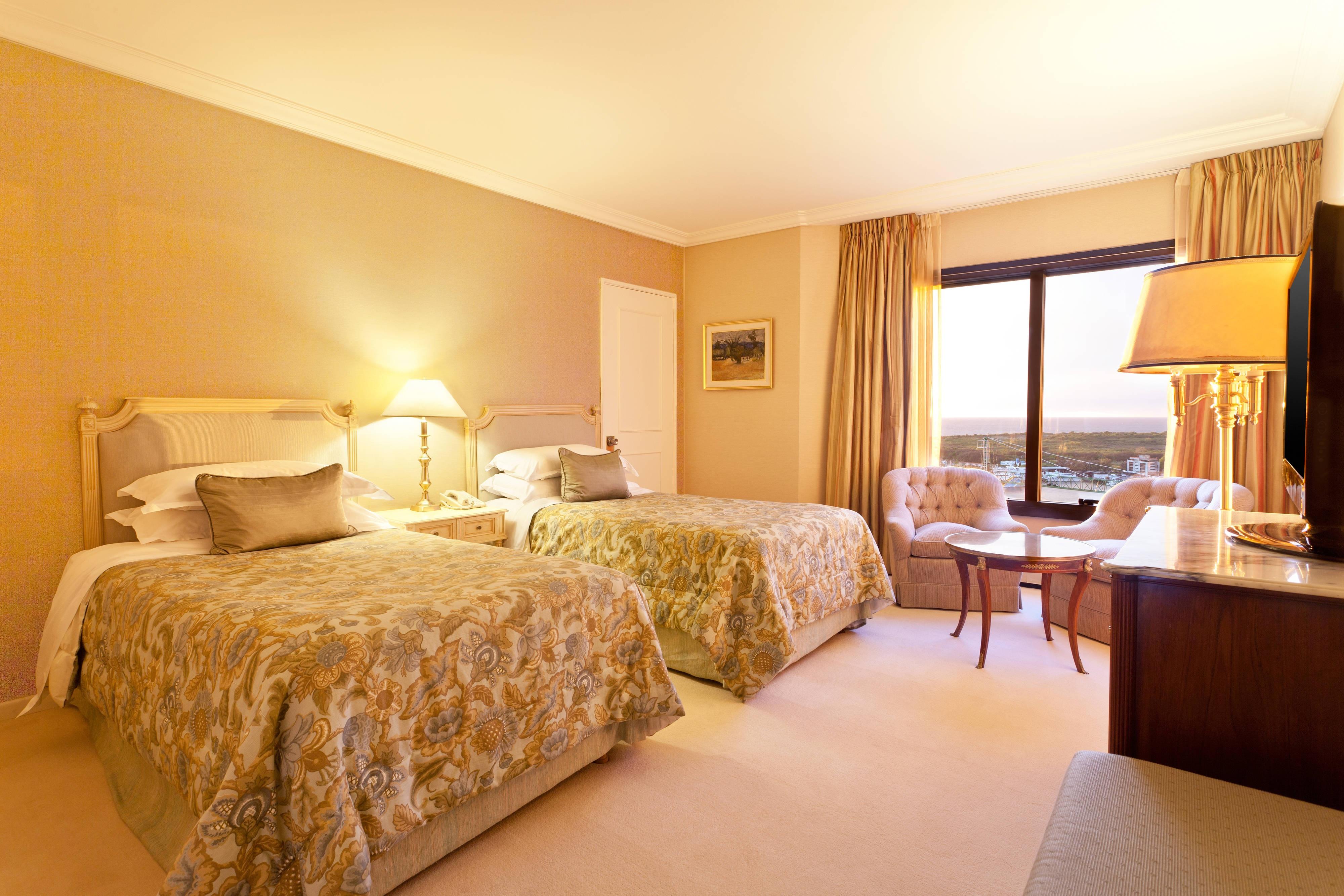 Suite Belgrano Bedroom