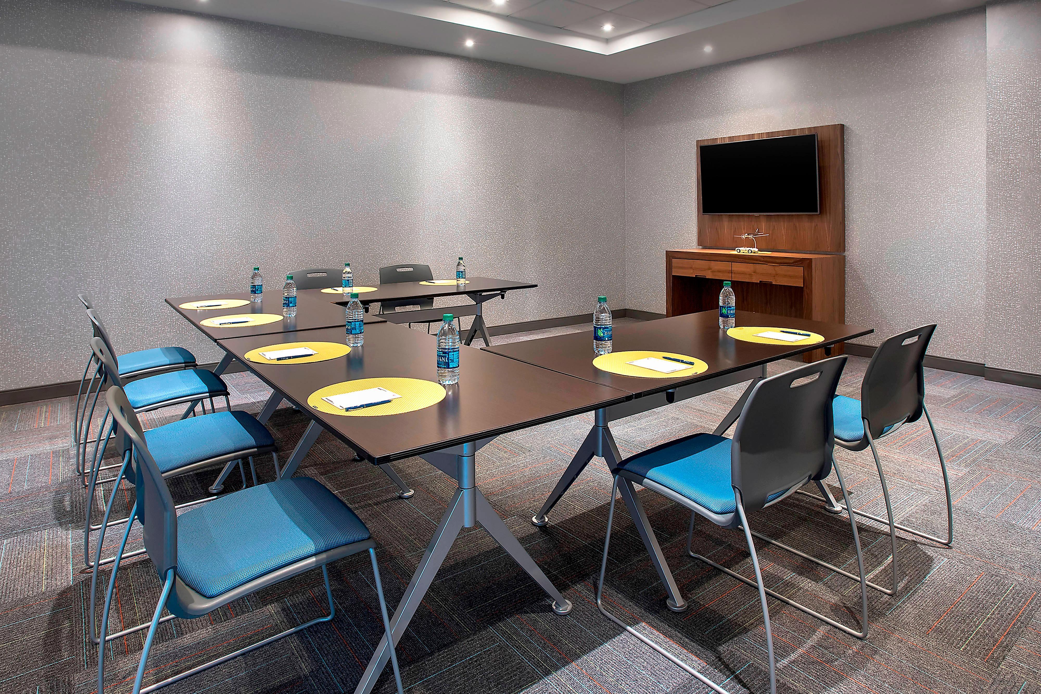 Exchange Meeting Room
