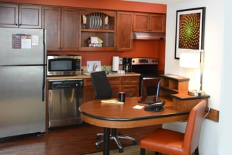 Studio Suite - Kitchen