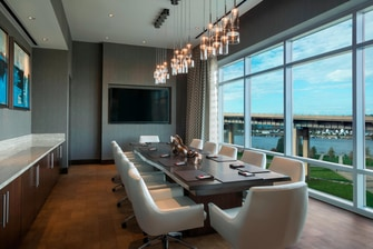 Buffalo Marriott HARBORCENTER Boardroom