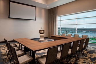 Olmstead Room Buffalo Marriott HARBORCENTER
