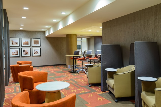 Buffalo Downtown Hotel Business Meeting Space