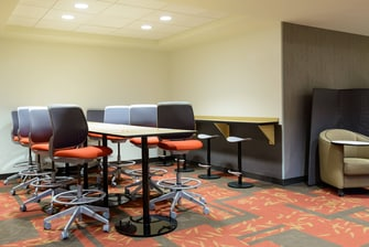 Courtyard Marriott Buffalo Hotel Business Amenities