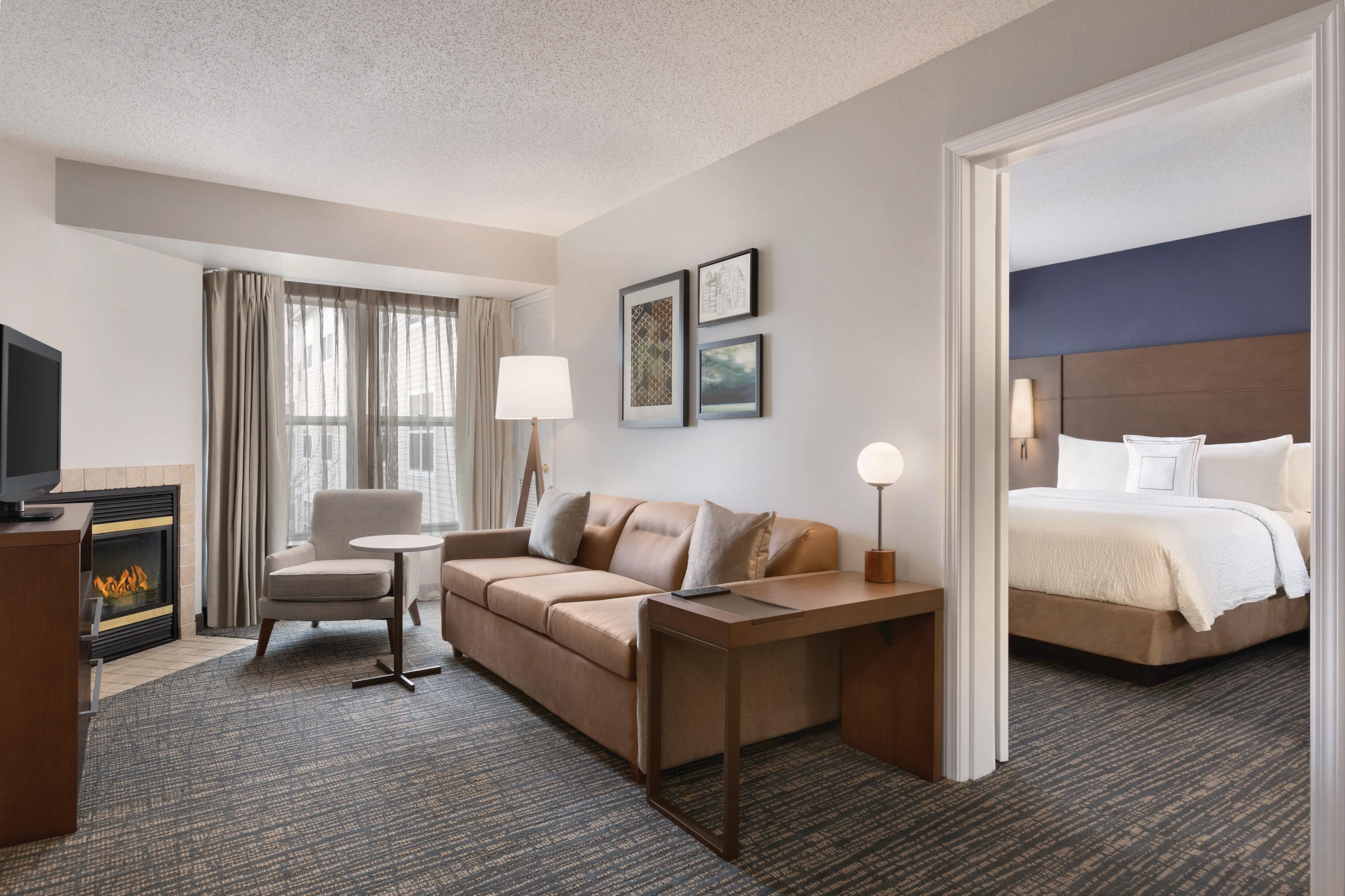 Suite de dos dormitorios - Área de estar