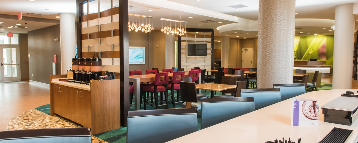 Hotel in Williamsville, NY | SpringHill Suites Buffalo Airport