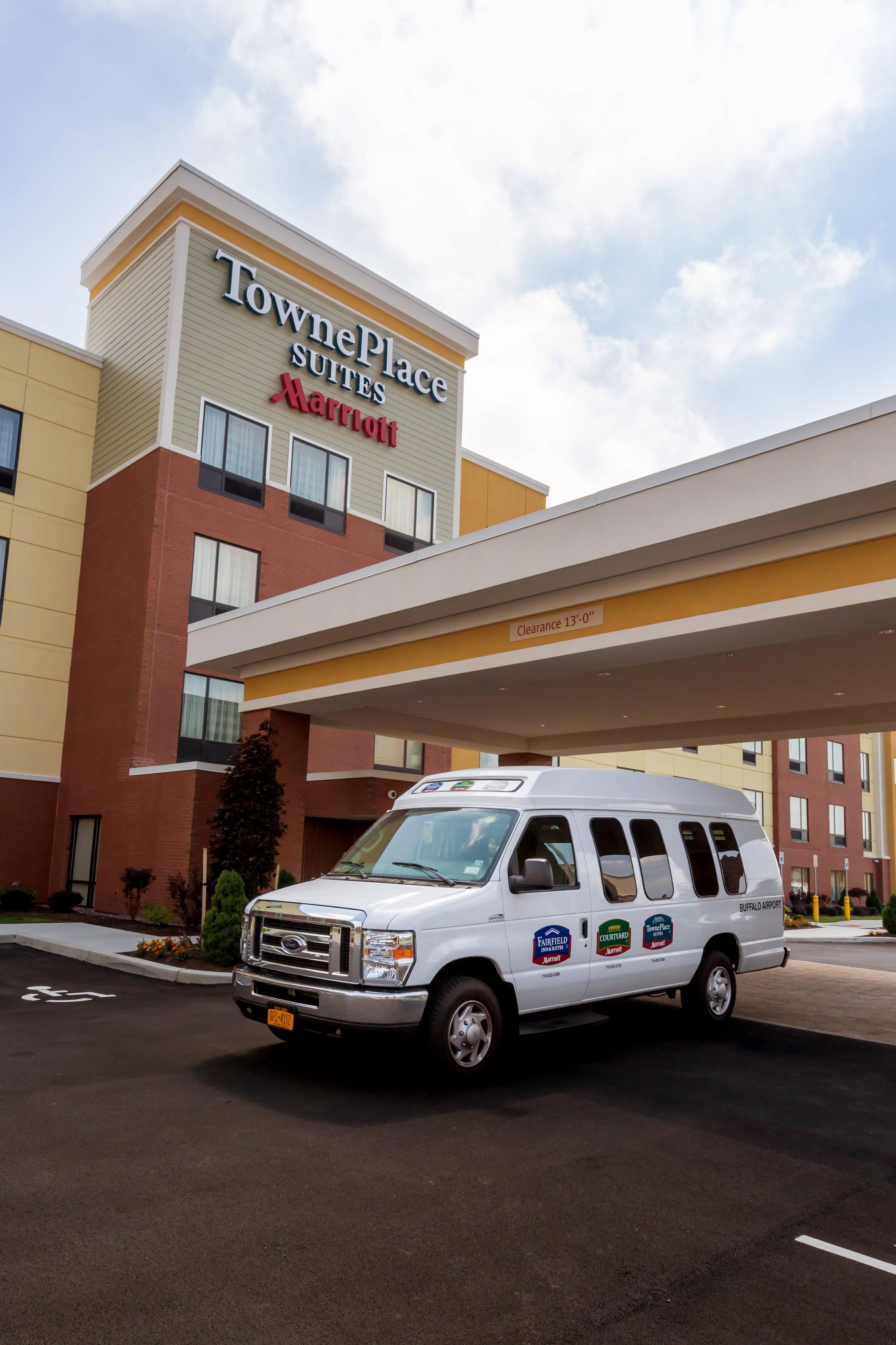 Buffalo Airport Hotel Shuttle