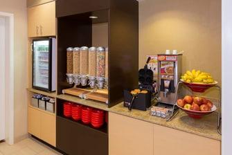 Buffalo Hotel Free Breakfast