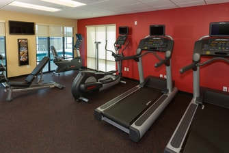 Buffalo Airport Hotel Fitness Center