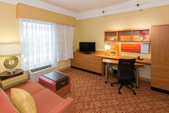 Studio Suite at Buffalo Airport Hotel