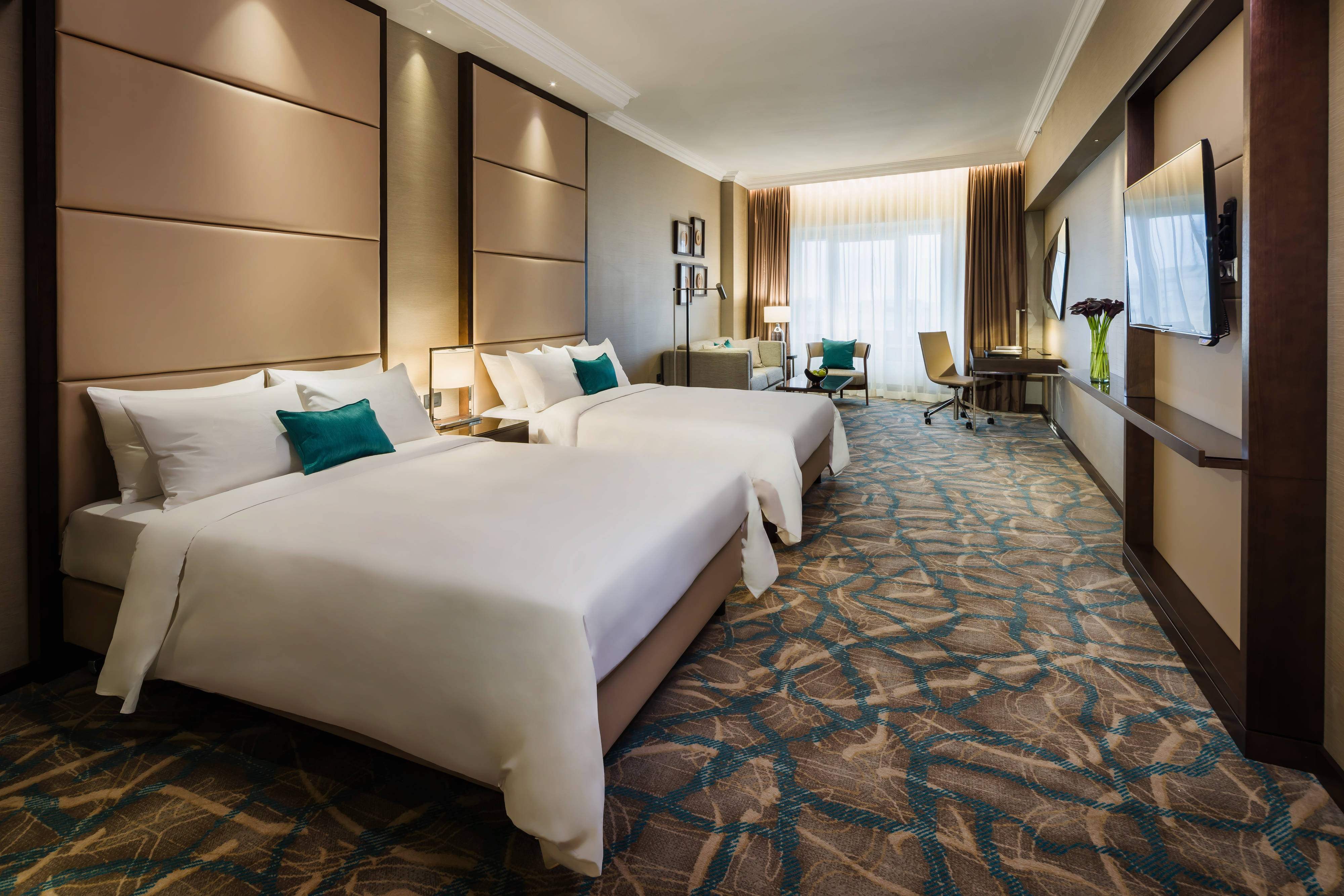 Superior Double/Double Guest Room