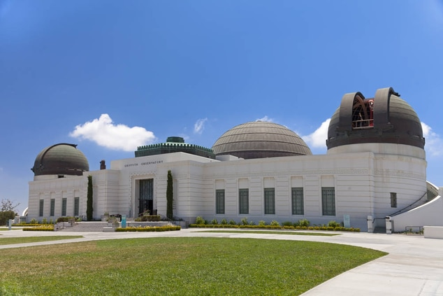 Visit Griffith Observatory