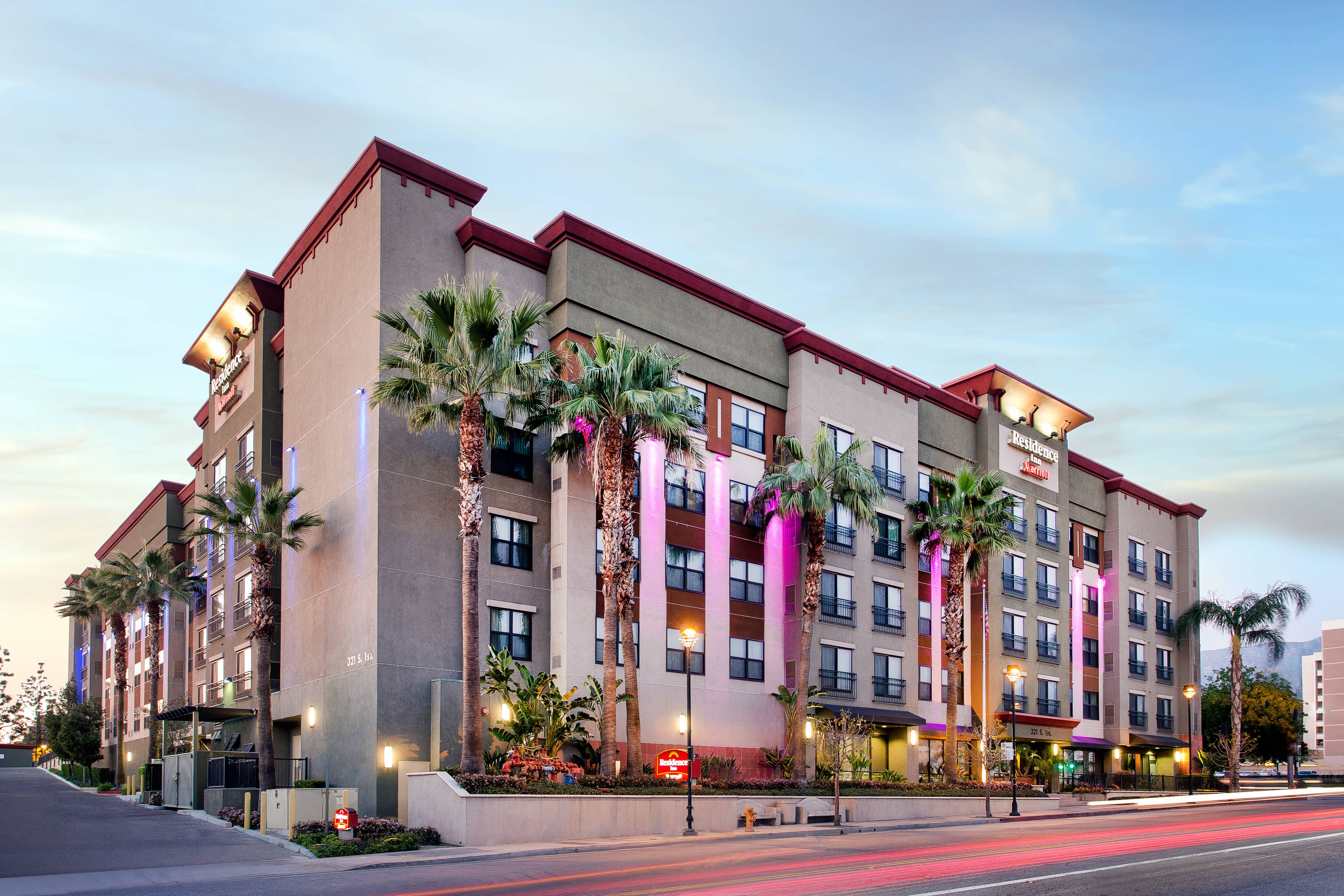 Downtown Burbank Extended Stay Hotel