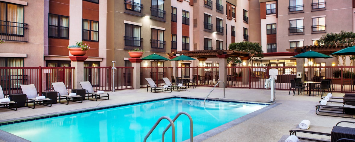 Extended Stay Hotel Downtown Los Angeles