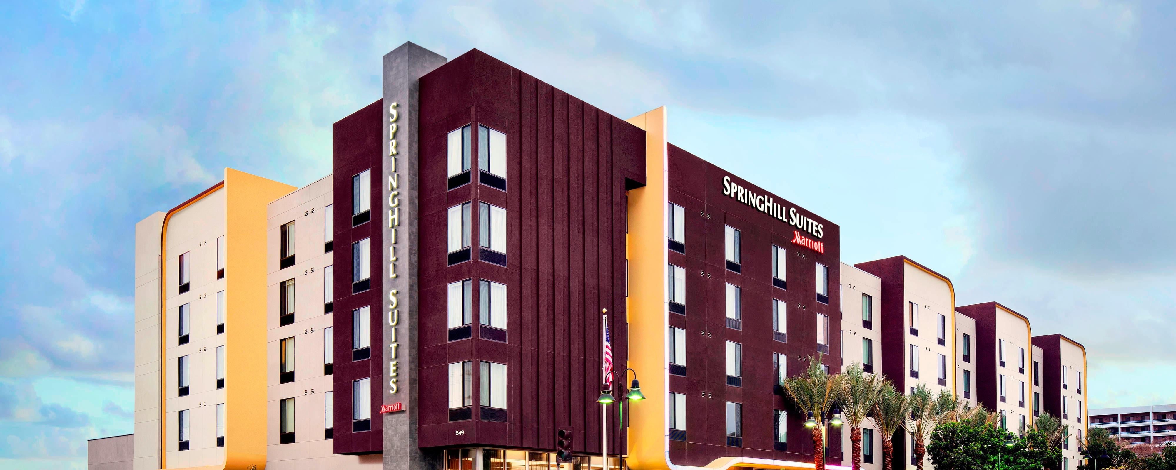Hotel Suites Near Universal Studios Hollywood Springhill Suites