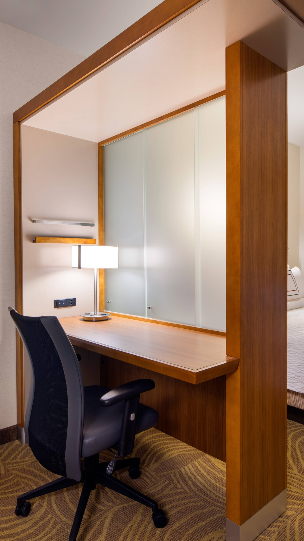 In-Suite Work Spaces