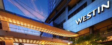 Отель The Westin Bellevue