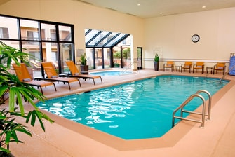 Bellevue WA Hotel Indoor Pool