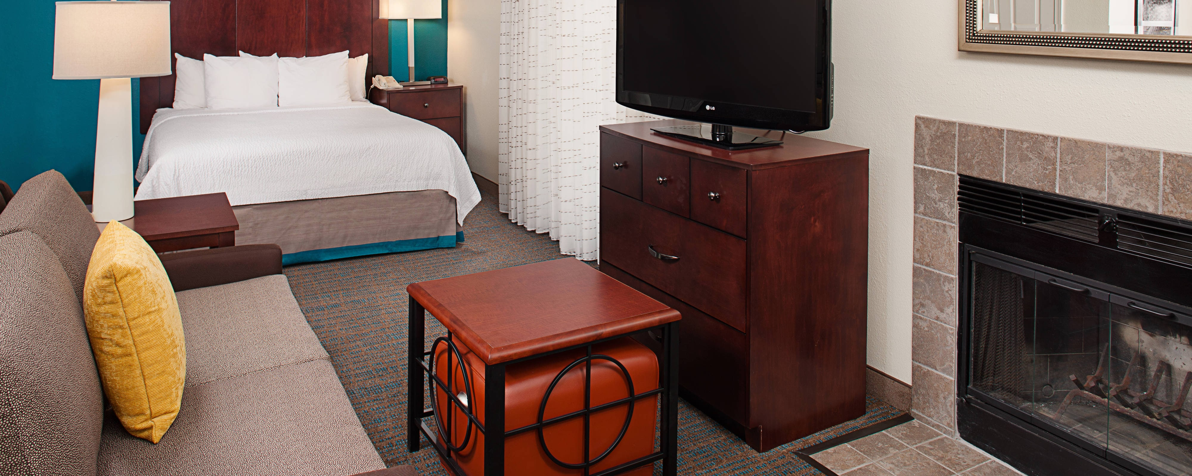 Bellevue Residence Inn Studio Suite