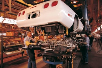 GM Corvette Assembly Plant