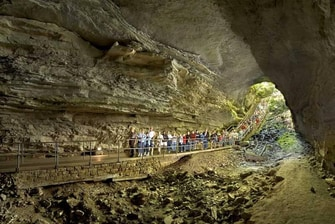 Mammoth Cave Tour