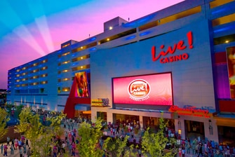 Hotel y casino Maryland Live!