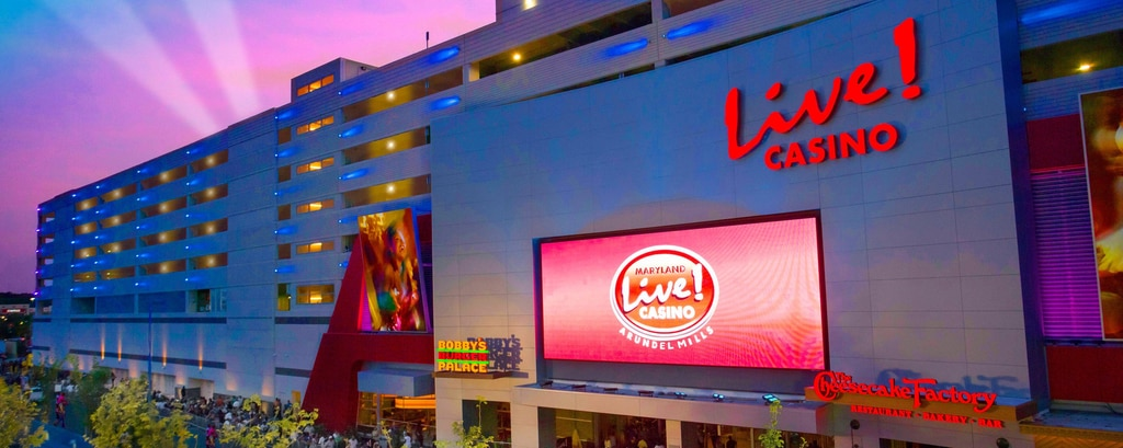 Hotels Near Live Casino In Maryland