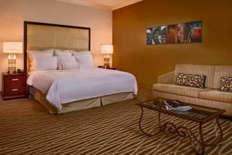 BWI hotel executive king room