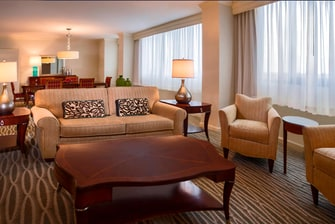 BWI parlor suite living room