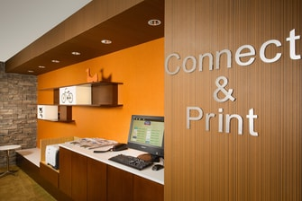 BWI Airport Hotel Connect & Print