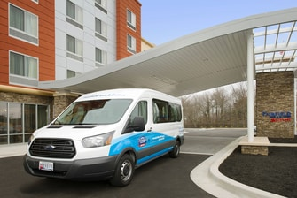 BWI Airport Hotel Free Shuttle