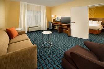 Hanover MD hotel suite
