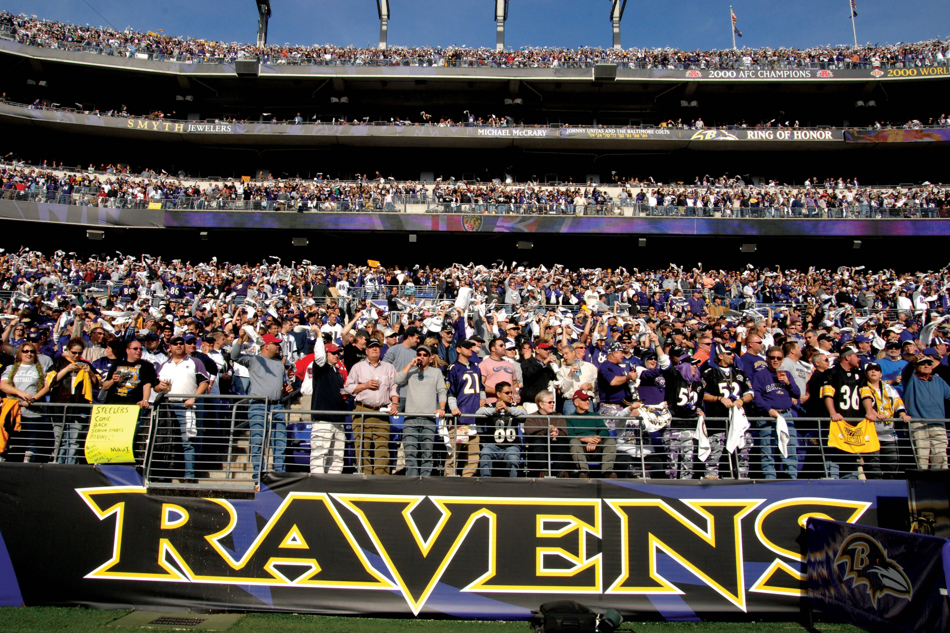 Baltimore Ravens Football - Courtyard Baltimore BWI Airport