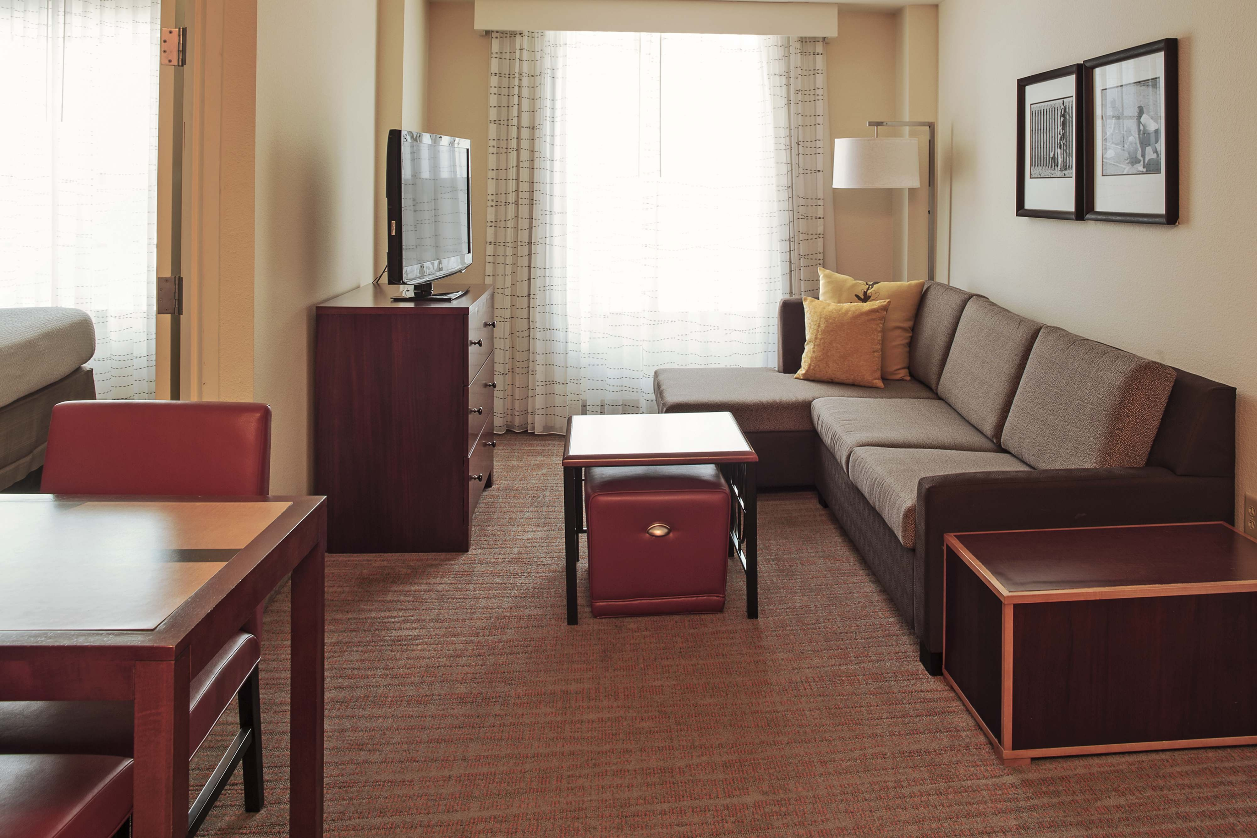 Two-Bedroom Suite - Living Area
