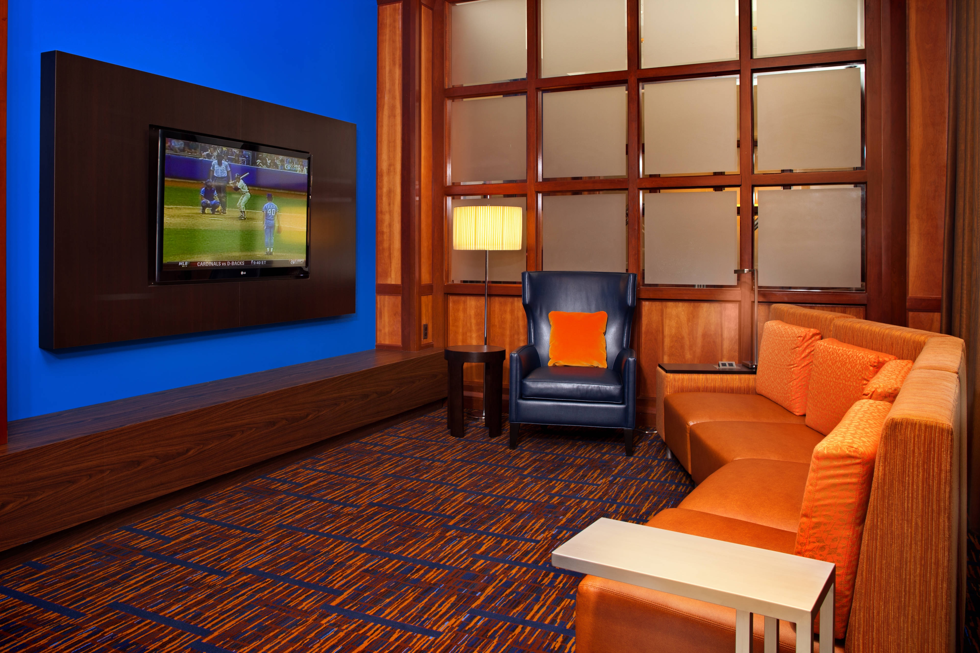 Courtyard Baltimore Lobby Home Theatre