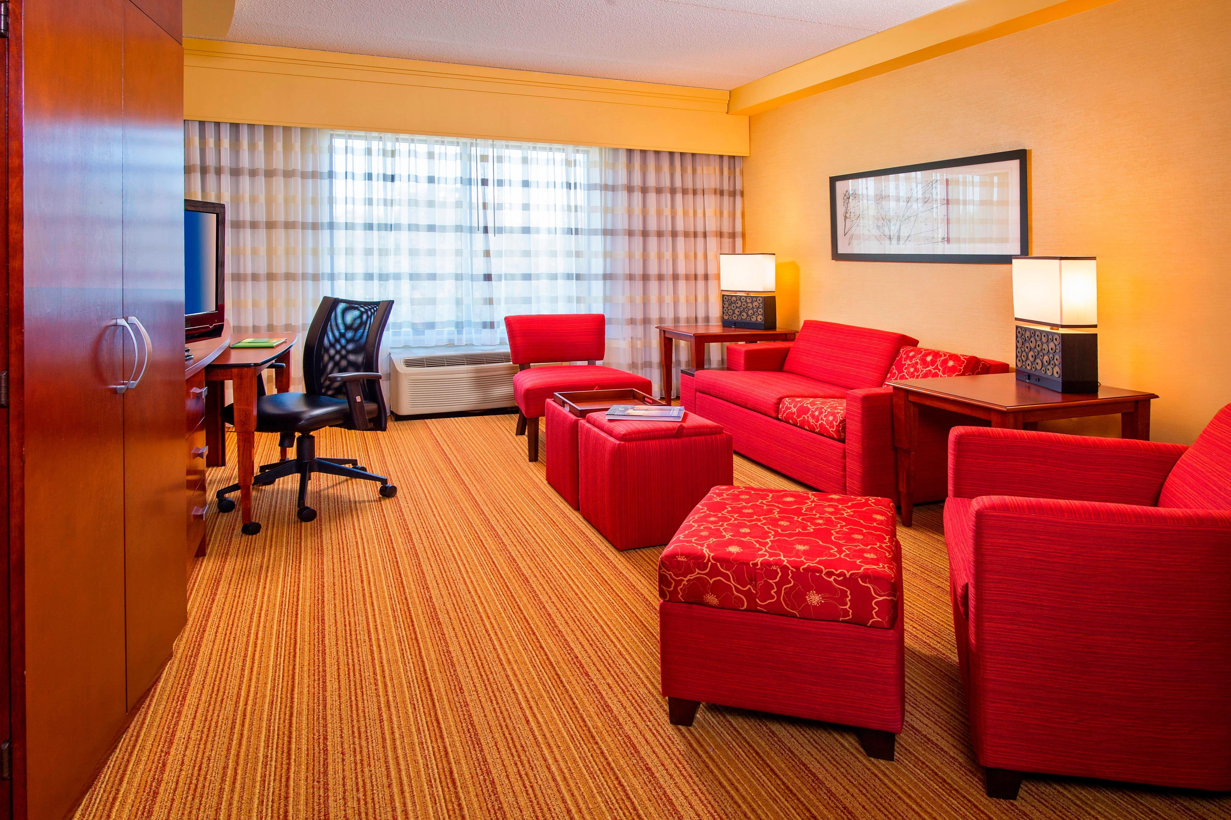 Annapolis Junction Hotel Suites | Courtyard Fort Meade BWI ...