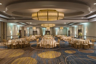 Baltimore Inner Harbor Grand Ballroom