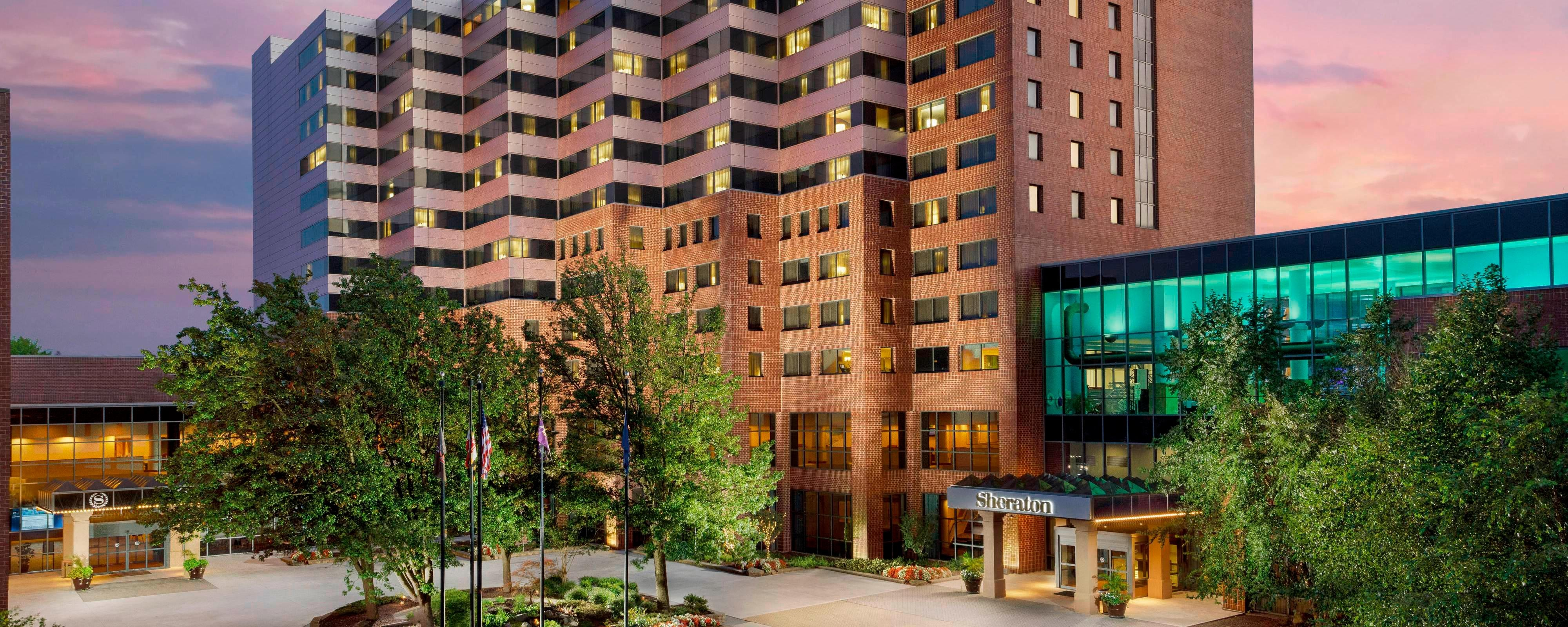 Sheraton Baltimore North Hotel - Towson | SPG