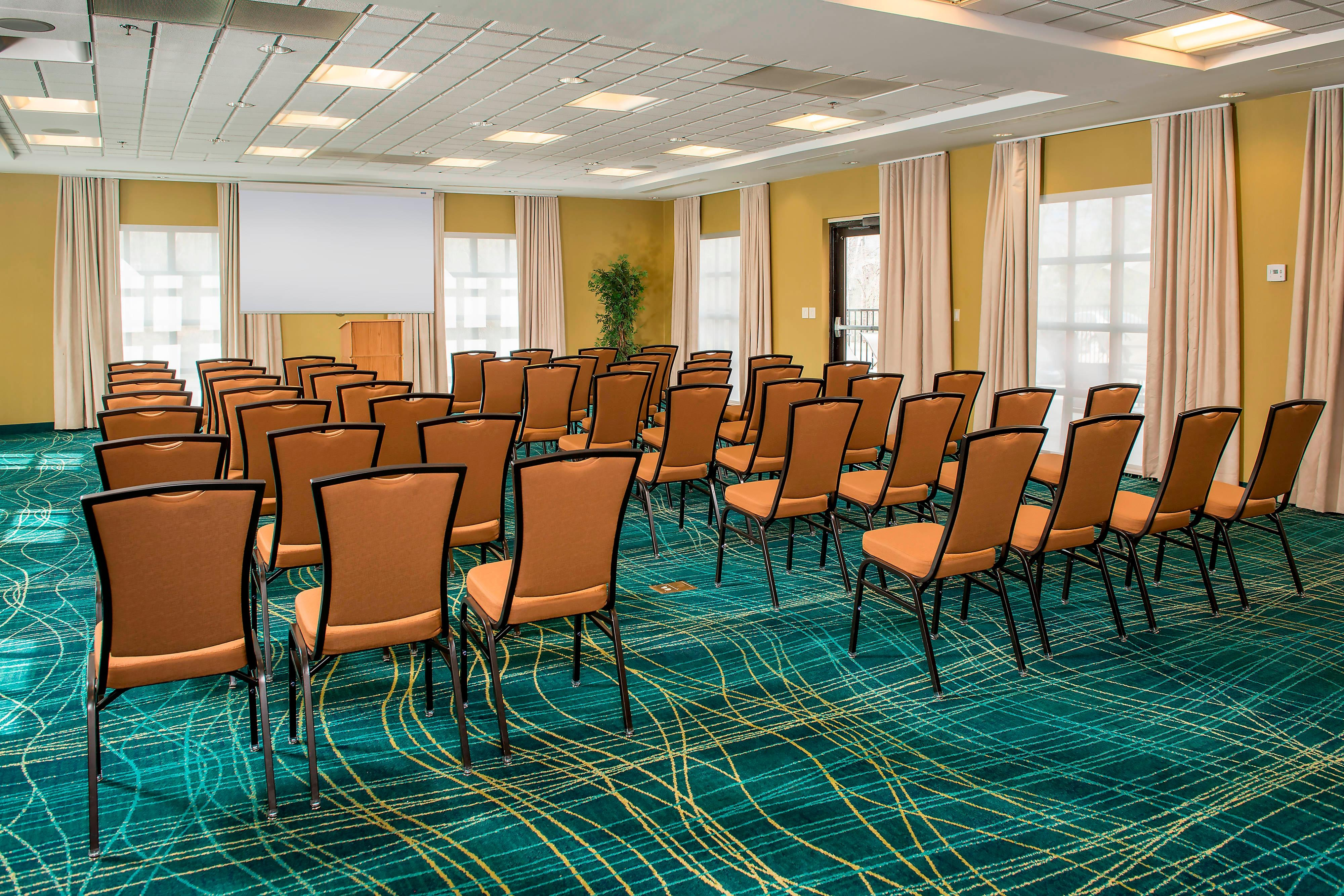 Meeting Rooms/ Group Events