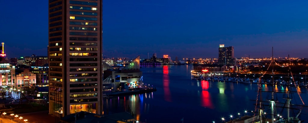 Hotel in Baltimore Inner Harbor
