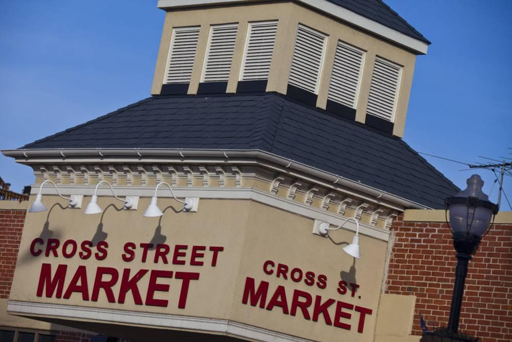 Baltimore's Cross Street Market