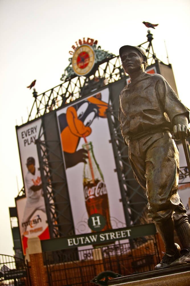 Baltimore's Oriole Park Camden Yards