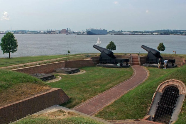 Ft. McHenry National Monument