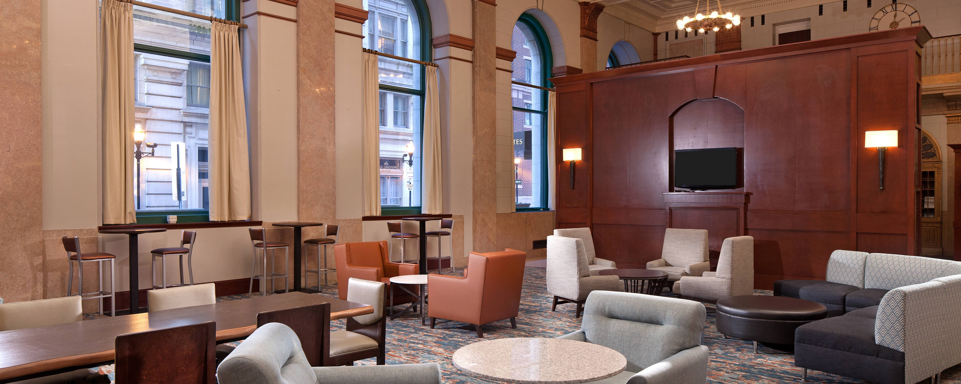 Hotels Downtown Baltimore - SpringHill Suites - Marriott