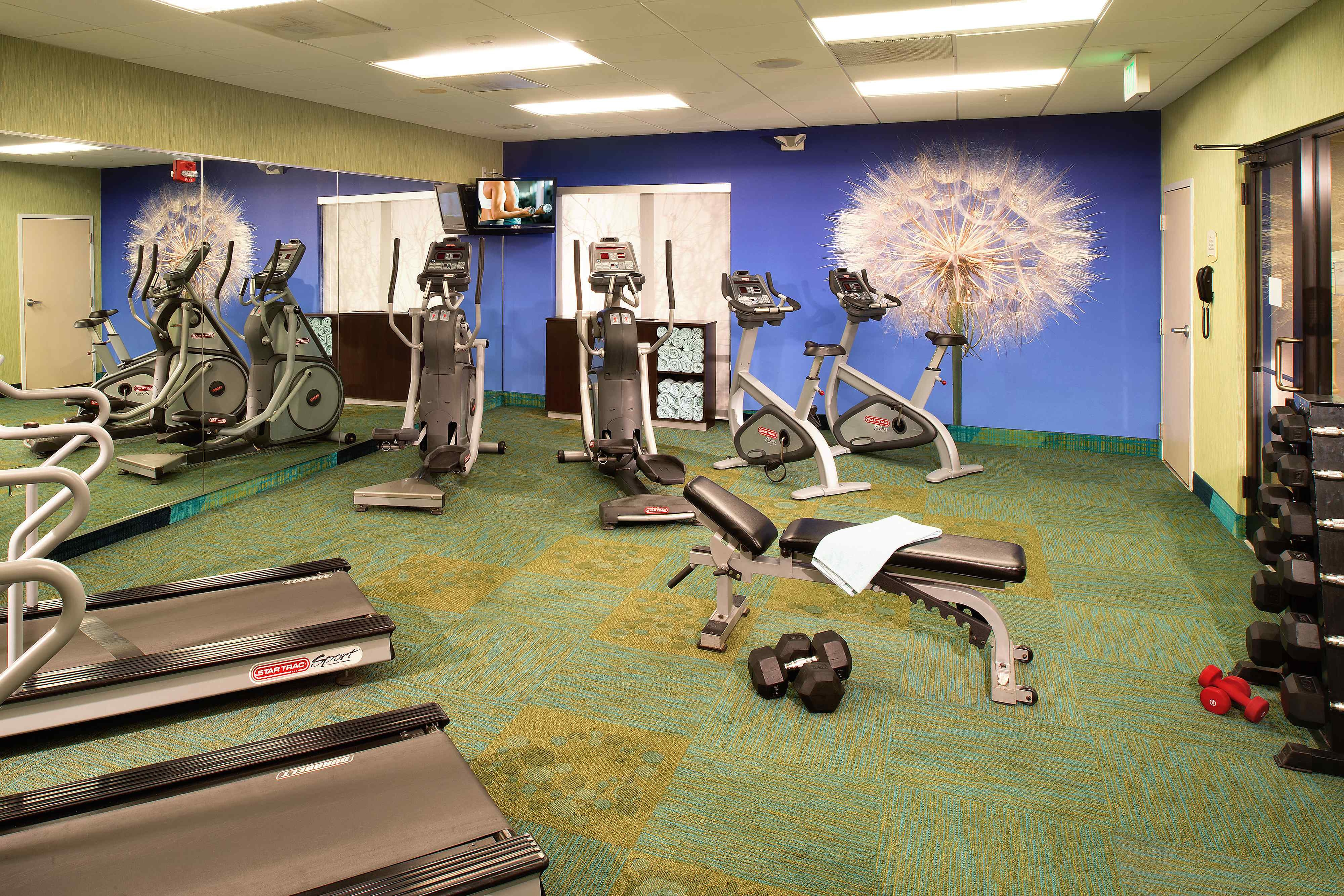 Annapolis Maryland hotel fitness center