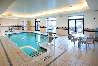 Annapolis Maryland hotel indoor pool