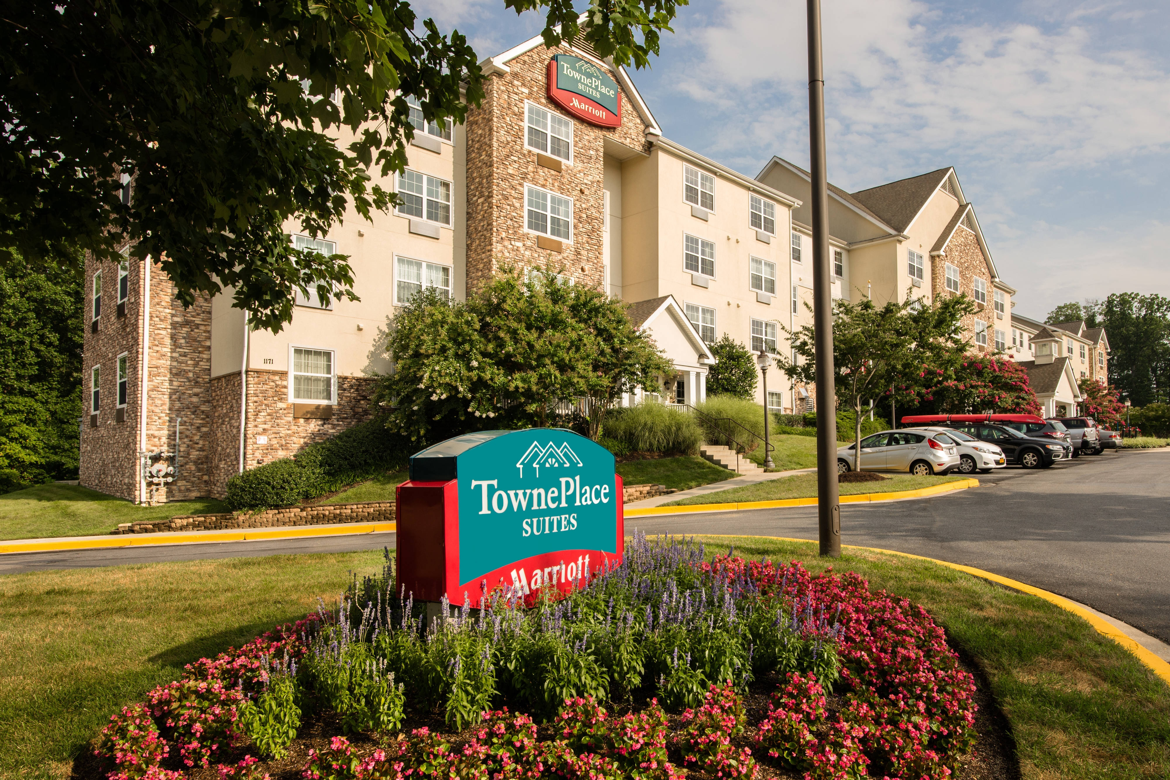 Extended Stay BWI Airport Linthicum Marriott
