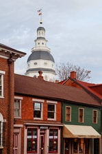 Annapolis-Maryland State Capital